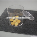baratos acrílico plástico cookie jar
