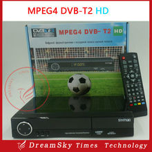 RUSSIA/EUROPE/Thailand DVB T2 tuner MPEG4 DVB-T2 Full HD Compatible with the DVB-T/H.264 TV Receiver / RCA