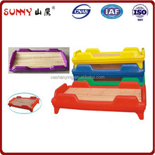 Super space saving kids plastic beds