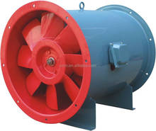 HTF (A) series axial flow type fire smoke exhaust blower