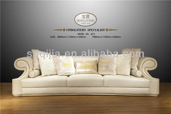 Caliente moderno de gama alta de estilo italiano de lujo - Sofas alta gama ...