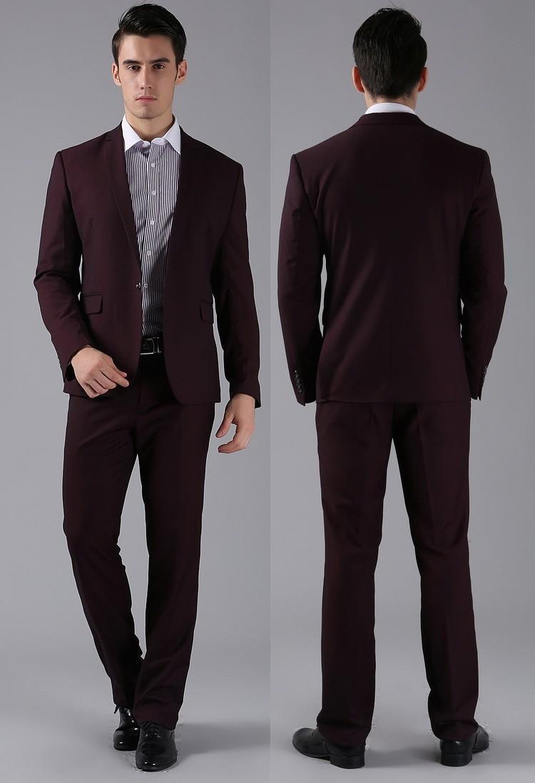 HTB1agaDFFXXXXXKbpXXq6xXFXXXl - (Jackets+Pants) 2016 New Men Suits Slim Custom Fit Tuxedo Brand Fashion Bridegroon Business Dress Wedding Suits Blazer H0285