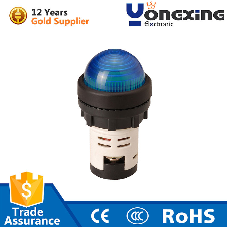 AD111 22D blue led indicator light