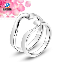 all kinds of 925 sterling silver jewelry wholesale fashion engagement ring