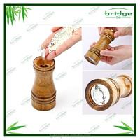 Innovations Bamboo pepper grinder