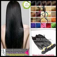2015 Crazy Hot Sale Tangle Free Natural Black Dyeable Cheap 100% Unprocessed Virgin 7a Brazilian Hair Vendor