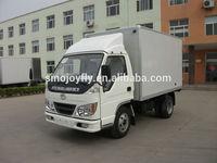 tipper rubbish truck right hand drive van