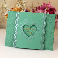 OEM branded wedding table name card decoration