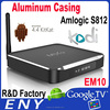 kodi Amlogic S812 quad core smart tv box M10, better than T8