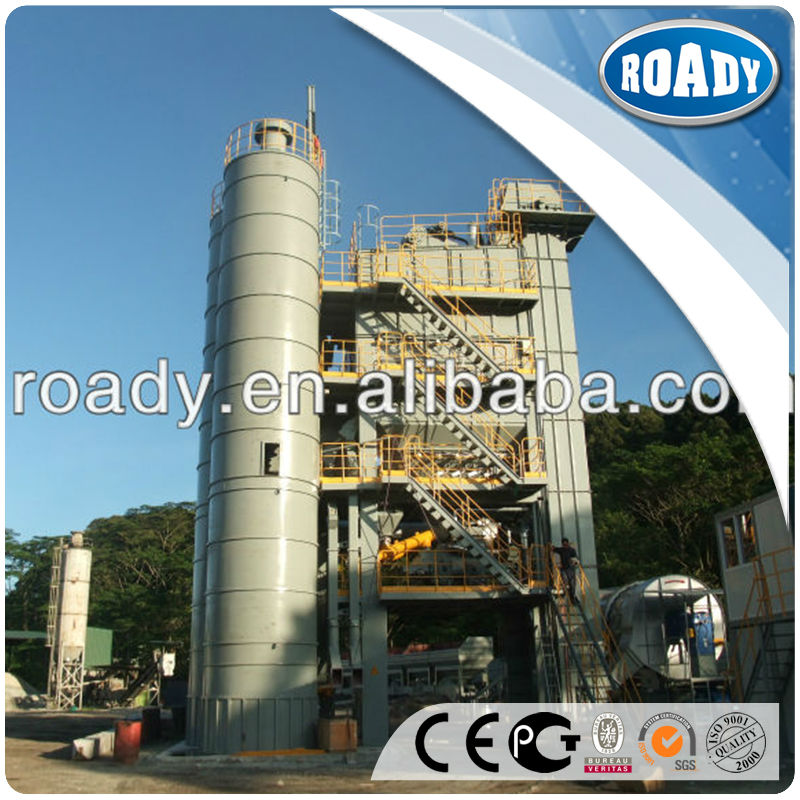 Chinese Goid suppliers 200 T/H Used Asphalt Plant