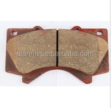 High quality Brake Pads for Nissan 41000-10G08