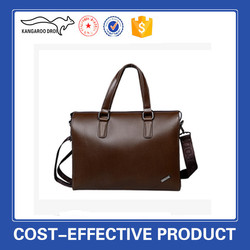 factory OEM bags brand real leather men shoulder hand bags