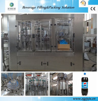Carbonated Beverage Filling Machine Production Line
