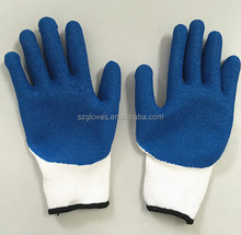 High Quality Competitive Price Safety Working Gloves Latex Foam Glove