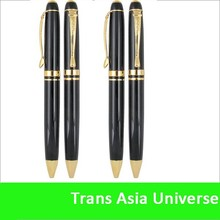2015 Best Gift golf metal pen for business gifts