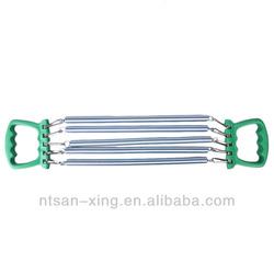 Steel leg exercise tube Fitness tube Chest expander