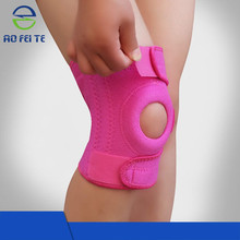 Best selling sport product adjustable support volleyball knee pads neoprene knee support