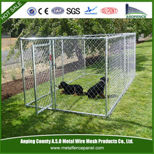 China hot sale temporary dog fence / metal puppy pens / hot dog pen (Factory)