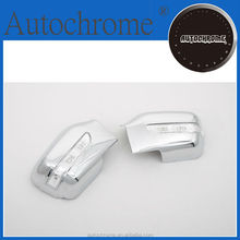 Newest 2015 hot products high quality car accessory chrome side mirror cover with LED side blinker for BMW E34 5 Series