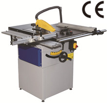 wood table sliding panel saw machine TS250 with 8'',10'',12'',14'',16''