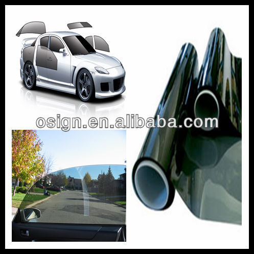 Removable Auto Tinting Film With Bubble Free Solar
