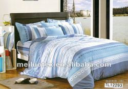 pigment 100% printed cotton bed spread