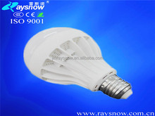 Hot sale new product 3w china supplier led bulb price/e27 led light price list