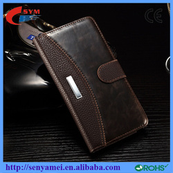 For iPhone 6 6 Plus Wallet and Protective Case PU Leather Flip Cover