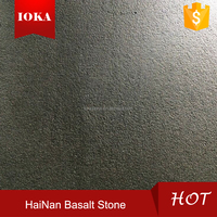 Fantastic black color basalt in China