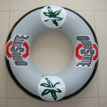 full surface printed cheap kids swim ring for pool fun