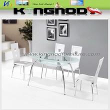 Mesa de jantar oval vidro modelo de de jantar com preço