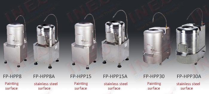 300 kg/h Restaurant commerciale électrique Machine à éplucher des pommes / Sweet Potato Peeling Machine / pommes de terre Peeling Machine à vendre