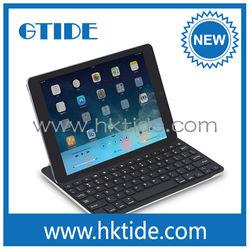 Alibaba express smart bluetooth wireless keyboard aluminum cover for macbook air ipad air
