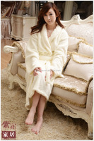 New Design Flannel Bathrobes For Women super soft sleepwear