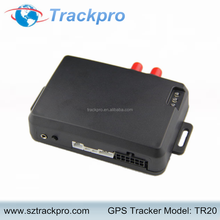 Sms/gprs/lbs gps tracker with intelligent report support Tcp/udp communications