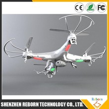 helicopter 2.4G 4-Axis Aircraft RC UFO Quadcopter Drone with Camera