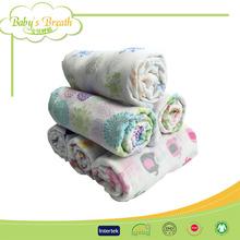 MS141 baby blanket cotton, organic cotton baby blanket, baby soft blanket