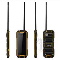 4.0/5.0 inch gps walkie talkie dual sim rugged military mobile phone