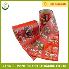 2015 China factory Best-Selling laminating plastic packaging film roll