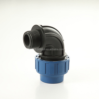 Hoe Selling PP Hydraulic Hose Fitting