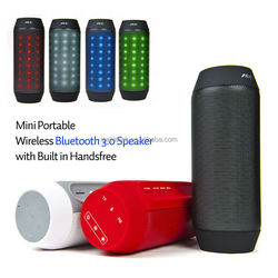 AEC Bluetooth Stereo Speaker Bass Subwoofer with MIC Support TF FM Line in Hands Free Call for iPhone/ iPad Samsung Smartphone