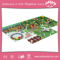 Shopping Mall Kids Indoor Playground Equipment for Sale