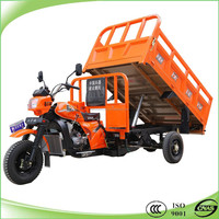 250CC water cooling dumper motor tricycle / 3 wheel motorcycle