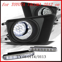 Top quality fog light for TOYOTA TACOMA 2012 on for TOYOTA TACOMA part