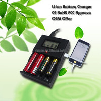 Multiple Mobile Phone Battery Charger 5V 2A (RC996)
