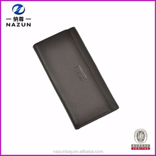 Business Men Leather Cheap Clutch Purse Wallet