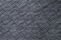Grey Sequin 100 Polyester Non Slip Italian Suit Fabric