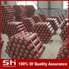 Bulk material handling equipment parts industrial steel belt conveyor pipe conveyor rollers