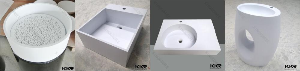 현대 작은 수지 벽 mounterd 손 세척 싱크-욕실 싱크 -상품 ID ...