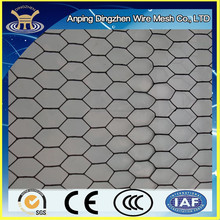Galvanized Hexagonal Hole Shape and Fence Mesh Application 1/2 inch chicken wire netting